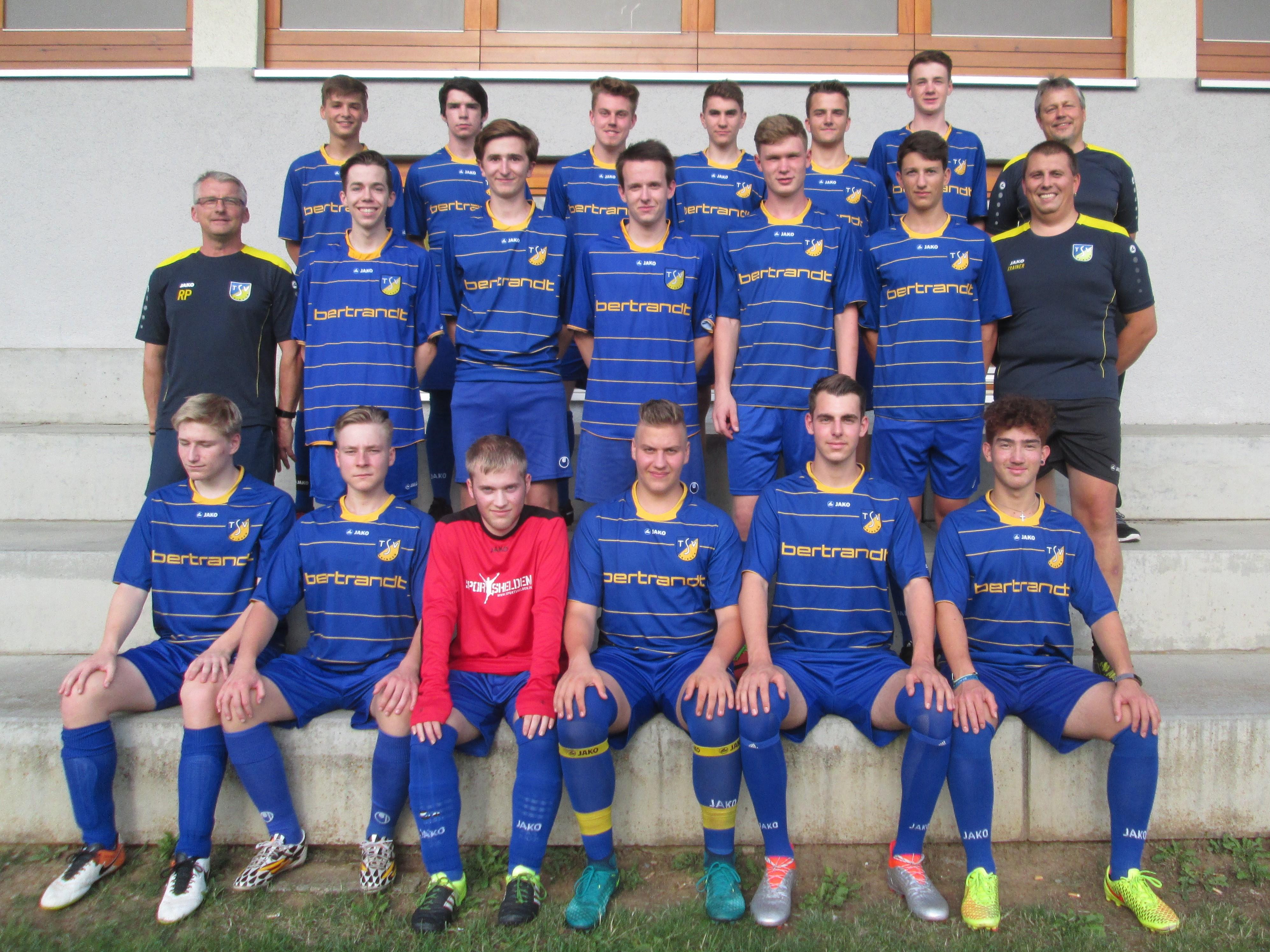 A-Jugend TSV Ehningen