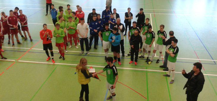 Bericht zum Futsal Masters der A- und B-Junioren am 19.02.2017 in Ehningen