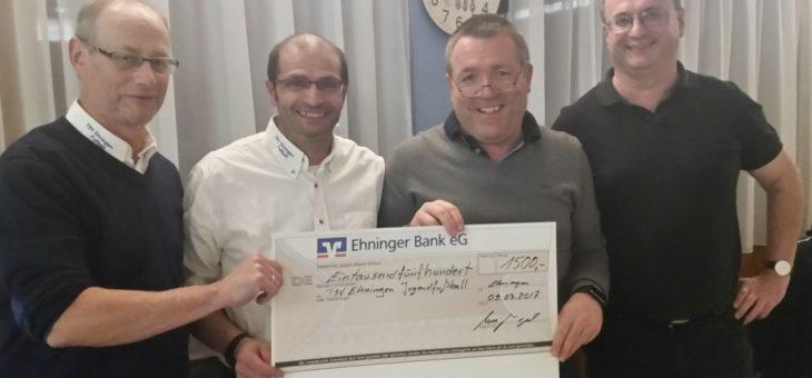 Bericht Jahreshauptversammlung der Fußballabteilung TSV Ehningen