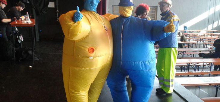 Bericht zum 12. Ehninger Faschingsumzug des 1. Ehninger Karnevalverein