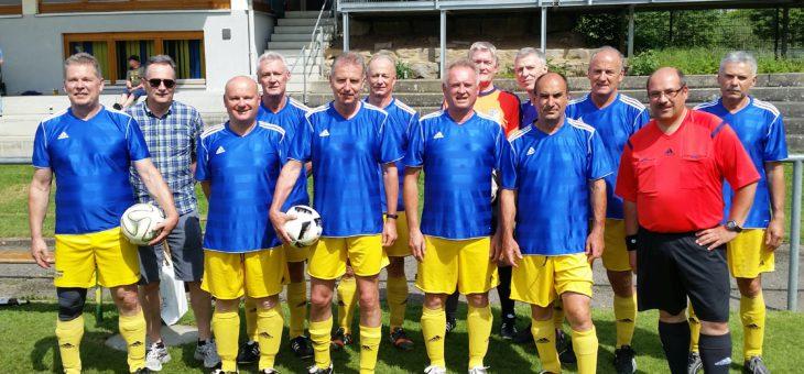 Bericht zum Ü-60 Spiel gegen Oberkirch am Samstag den 3.6.17 in Ehningen