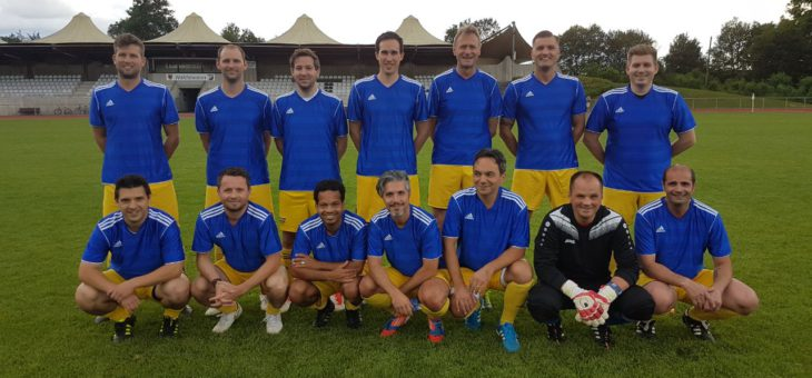 Spielbericht: AH Dagersheim – AH Ehningen 30.06.2017