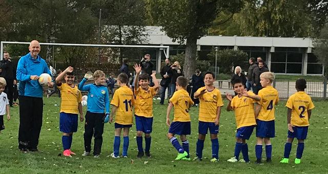 E2-Rundenspiel Ehningen gegen Gärtringen