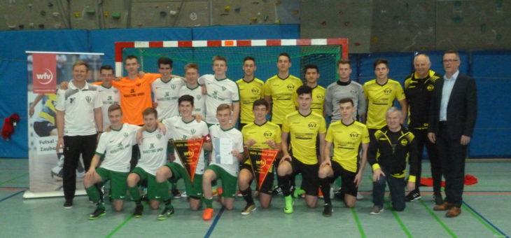 Bericht zu den Futsal Masters der A- und B-Junioren am 18.02.2018 in Ehningen