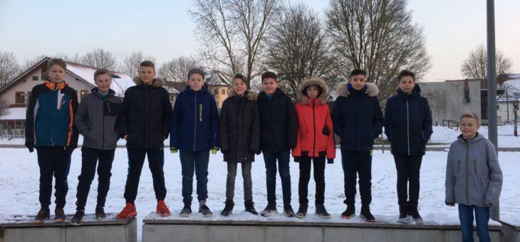 D1-Junioren – Eine wirklich ausgezeichnete Mannschaft