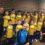 TSV Ehningen Bambini beim Hallenturnier in Maichingen