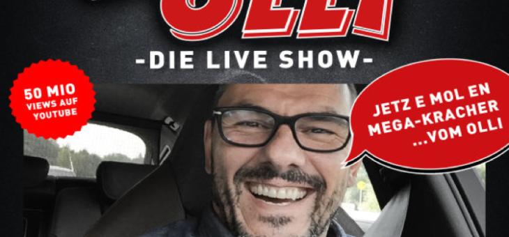 Witz vom Olli – am 08.06.2018 in Ehningen.