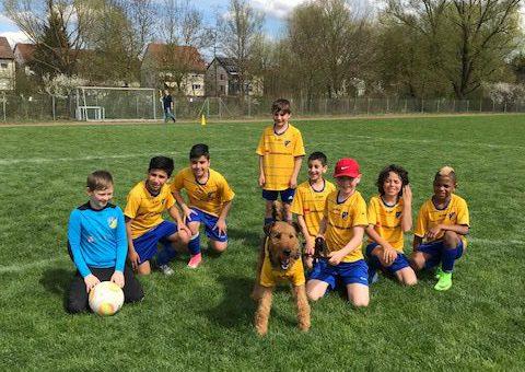 E2 Jugend 2008er – Saisonauftakt Feld 2018