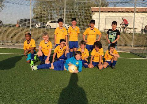 E2 Jugend 2008er – Saisonauftakt 1. Spieltag 2018 gegen FC Gärtringen