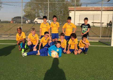 E2 Rundenspiel gegen SV Kuppingen