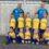 Bambinis mit 2 Mannschaften in Dagersheim