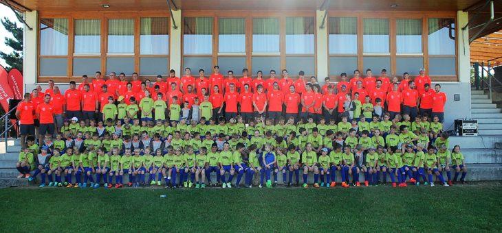 21. Ehninger Fußballcamp ist erneut ein voller Erfolg