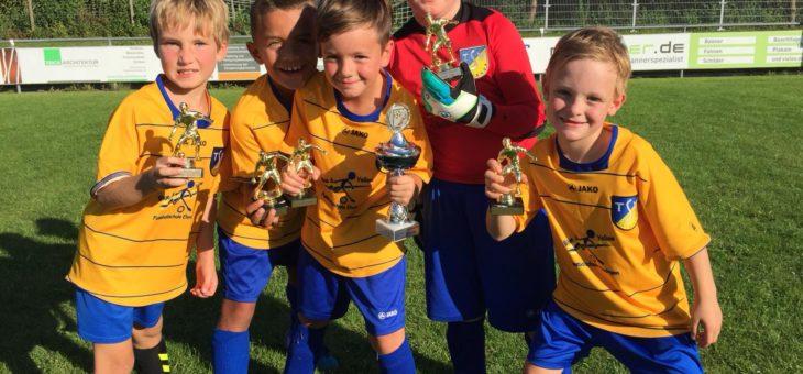 Beim TSV Hildrizhausen winkt der Reddy Cup und Ehningen gewinnt!