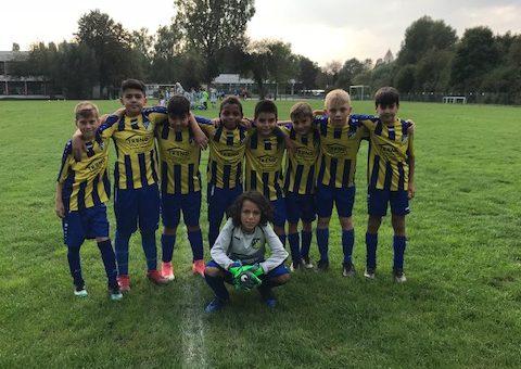 E1 Junioren siegen zum Auftakt gegen den VfL Herrenberg