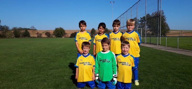 Bericht zum F2-Spieltag in Darmsheim