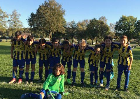 E1-Junioren mit Kantersieg gegen SV Bondorf