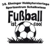 38. Ehninger Hobbyturniertage in den Hallen des Ehninger Sportzentrum Schalkwiese zu Ende