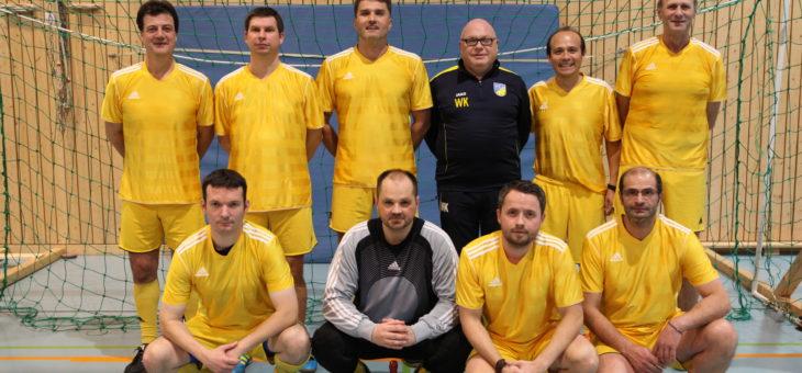 3. Platz beim Ü-40-Turnier bei der SF Gechingen