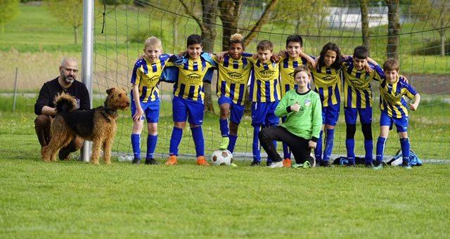 E1 Rundenspiel gegen VFL Sindelfingen II