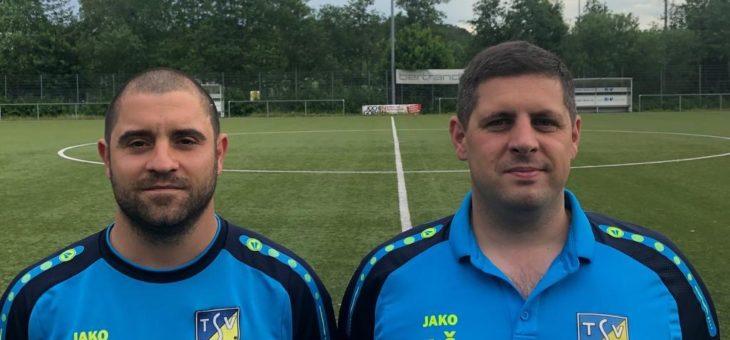 Trainer des TSV Ehningen absolvieren erfolgreich Lizenztrainerausbildung des WFV
