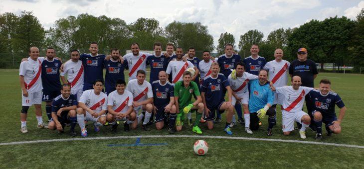 3:3 Unentschieden gegen Eintracht Stuttgart