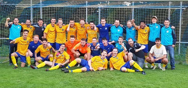 Der TSV Ehningen II ist aufgestiegen!