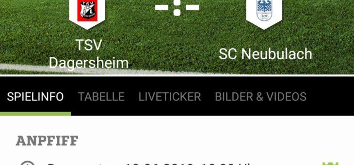 Relegation zur Bezirksliga