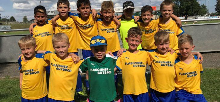 Erfolgreiches, letztes F2 Turnier in Gechingen