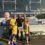 TSV Ehningen bedankt sich beim Hauptsponsor der F2