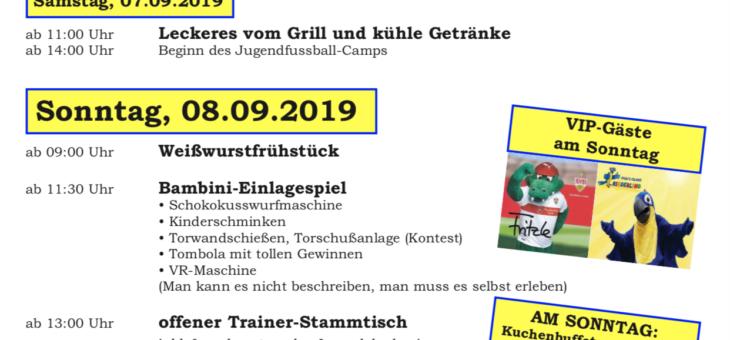 Die Fußballschule des VfB Stuttgart zu Gast beim TSV