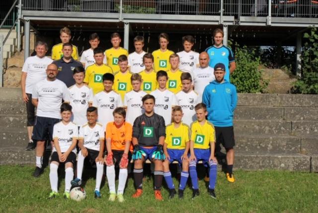 Tsv Ehningen Fussball Mannschaftsseite Der C Junioren