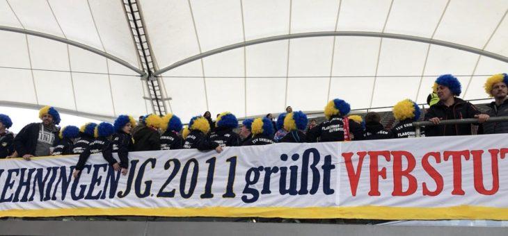 F1 beim VfB Stuttgart