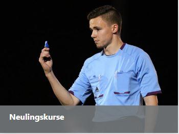 Neulingskurs für Schiedsrichter!